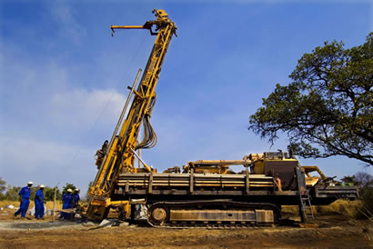 KL-900 the powerfull multi drill rig